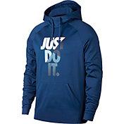 Nike Men's Therma JDI Graphic Hoodie