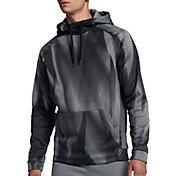 Nike Men's Therma Printed Training Hoodie