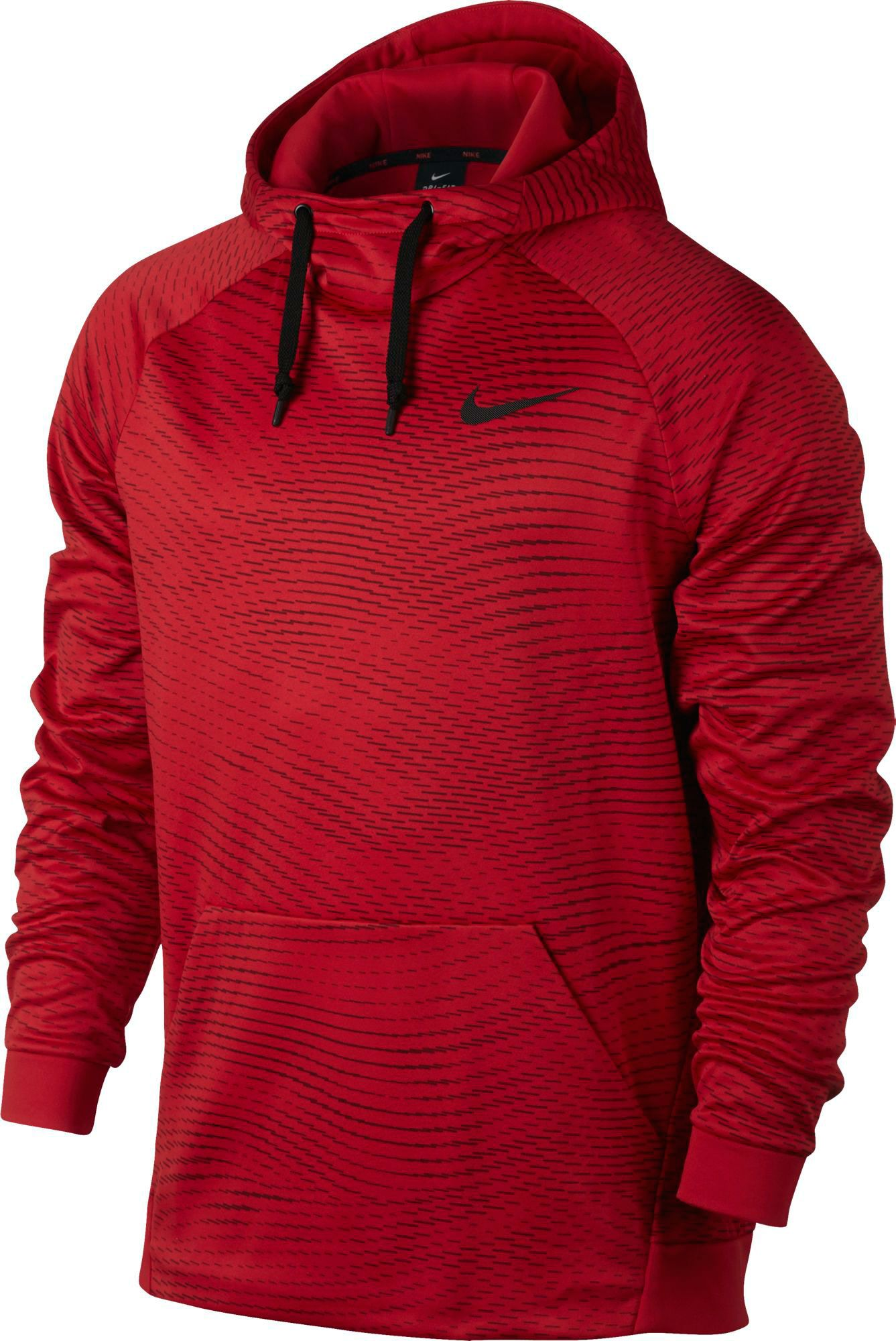 Nike Pullover Red | Covu Clothing
