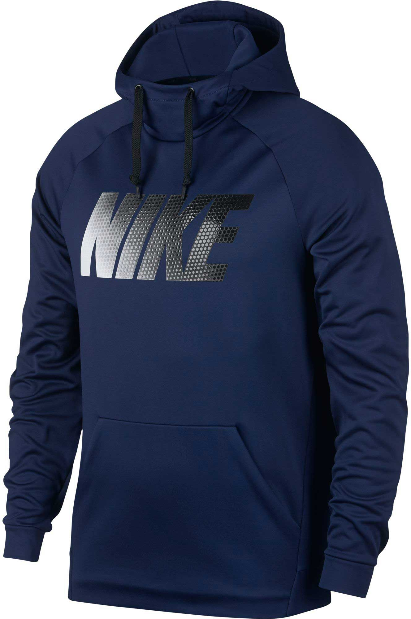 Product Image � Nike Men\u0027s Therma Graphic Hoodie