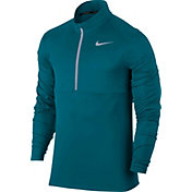 Nike Men's Core Long Sleeve Half Zip Running Shirt
