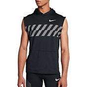 Nike Men's Sleeveless Graphic Running Hoodie