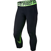 Nike Men's Pro Hypercool 3/4 Length Tights