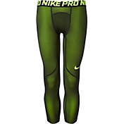 Nike Men's Three Quarter Colorburst Tights