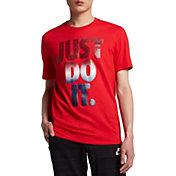 Nike Men's Sportswear Just Do It USA Graphic T-Shirt