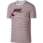 Nike Men's Sportswear Stripe Graphic T-Shirt