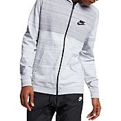 Nike Men's Sportswear Advance 15 Full-Zip Knit Hoodie