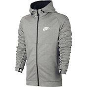 Nike Men's Sportswear Advance 15 Full-Zip Fleece Hoodie