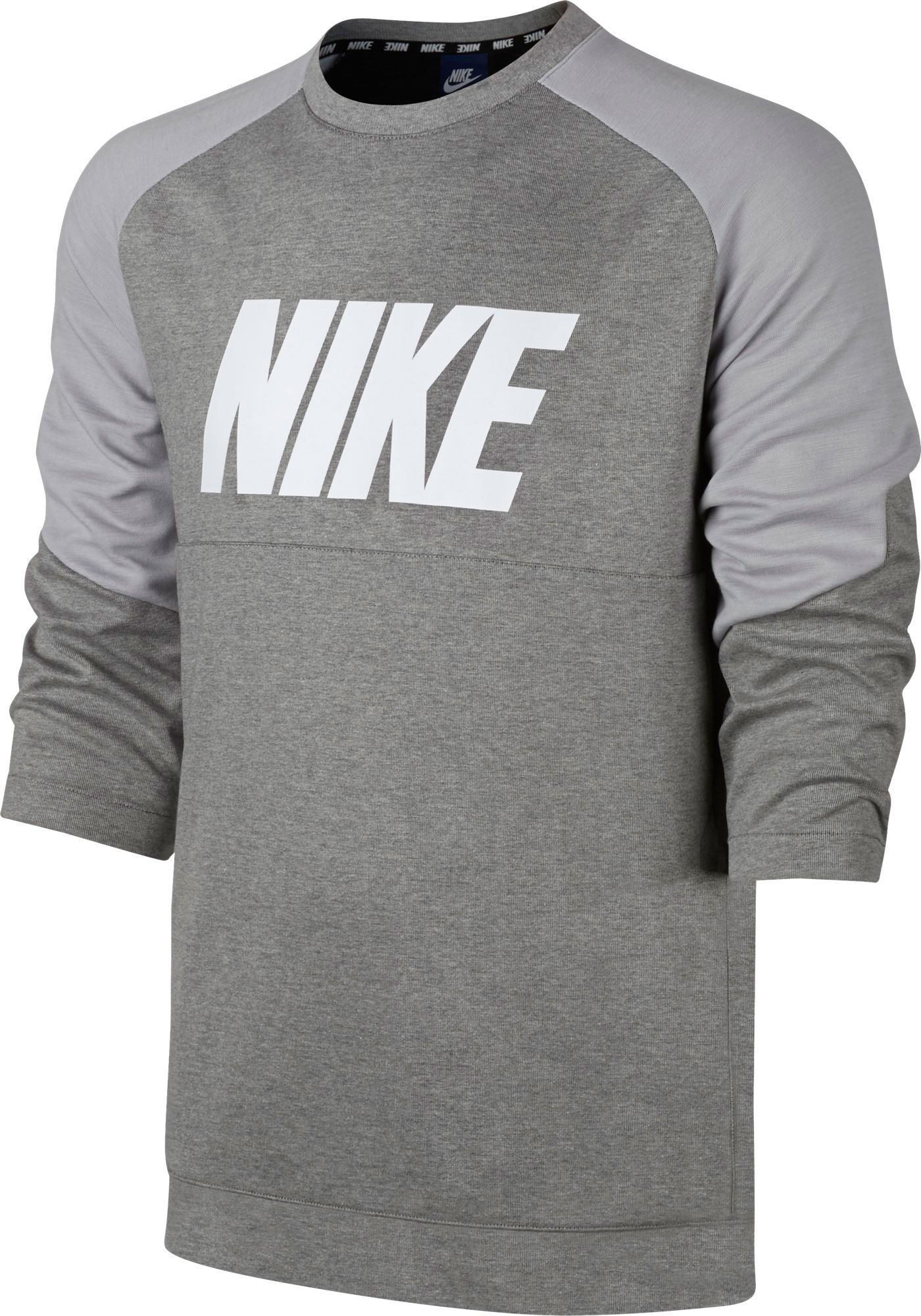 Nike Men's Sportswear Advance 15 Long Sleeve Shirt by Nike