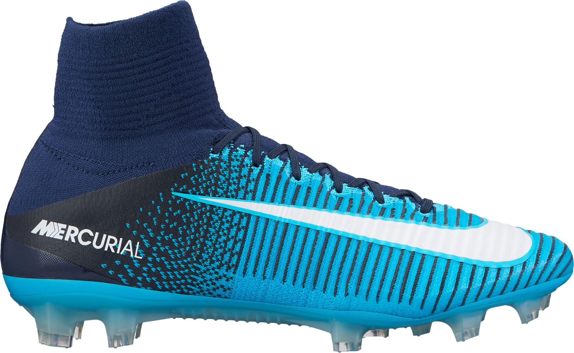 Product Image � Nike Men\u0027s Mercurial Superfly V FG Soccer Cleats