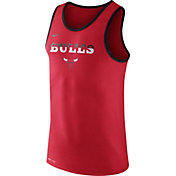 Nike Men's Chicago Bulls Dri-FIT Red Tank Top