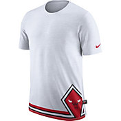 Nike Men's Chicago Bulls Dri-FIT White DNA T-Shirt