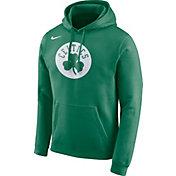 Nike Men's Boston Celtics Club Kelly Green Pullover Hoodie