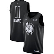 Jordan Men's 2018 NBA All-Star Game Kyrie Irving Black Dri-FIT Swingman Jersey
