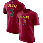 Nike Men's Cleveland Cavaliers Isaiah Thomas #3 Dri-FIT Burgundy T-Shirt