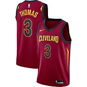 Nike Men's Cleveland Cavaliers Isaiah Thomas #3 Burgundy Dri-FIT Swingman Jersey
