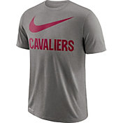 Nike Men's Cleveland Cavaliers Dri-FIT Legend Grey T-Shirt