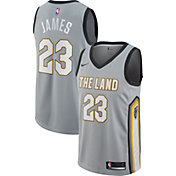 Nike Men's Cleveland Cavaliers LeBron James Dri-FIT City Edition Swingman Jersey