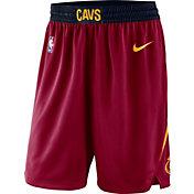 Nike Men's Cleveland Cavaliers Dri-FIT Burgundy Swingman Shorts