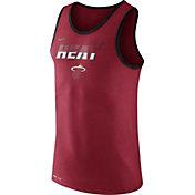 Nike Men's Miami Heat Dri-FIT Red Tank Top