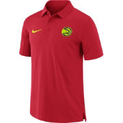 Nike Men's Atlanta Hawks Dri-FIT Red Core Polo