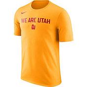 Nike Men's Utah Jazz Dri-FIT City Edition Logo T-Shirt