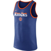 Nike Men's New York Knicks Dri-FIT Royal Tank Top