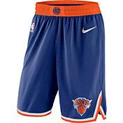 Nike Men's New York Knicks Dri-FIT Royal Swingman Shorts