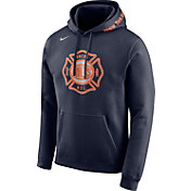 Nike Men's New York Knicks City Edition Club Pullover Hoodie