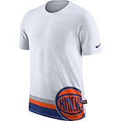 Nike Men's New York Knicks Dri-FIT White DNA T-Shirt
