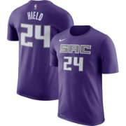 Nike Men's Sacramento Kings Buddy Hield #24 Dri-FIT Purple T-Shirt
