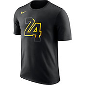 Nike Men's Los Angeles Lakers Dri-FIT City Edition Logo T-Shirt