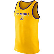Nike Men's Los Angeles Lakers Dri-FIT Gold Tank Top