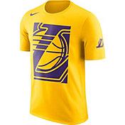 Nike Men's Los Angeles Lakers Dri-FIT Gold T-Shirt