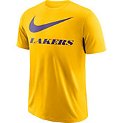 Nike Men's Los Angeles Lakers Dri-FIT Legend Gold T-Shirt