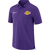 Nike Men's Los Angeles Lakers Dri-FIT Purple Core Polo