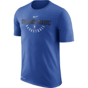 Nike Men's Orlando Magic Dri-FIT Royal Practice T-Shirt