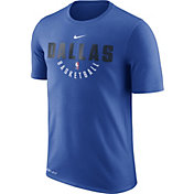Nike Men's Dallas Mavericks Dri-FIT Royal Practice T-Shirt