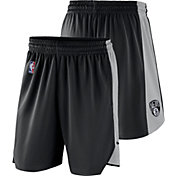 Nike Men's Brooklyn Nets Dri-FIT Black Practice Shorts