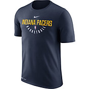 Nike Men's Indiana Pacers Dri-FIT Navy Practice T-Shirt