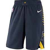 Nike Men's Indiana Pacers Dri-FIT Navy Swingman Shorts