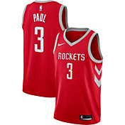 Nike Men's Houston Rockets Chris Paul #3 Red Dri-FIT Swingman Jersey