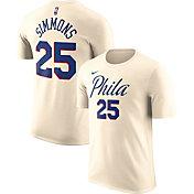 Nike Men's Philadelphia 76ers Ben Simmons Dri-FIT City Edition T-Shirt