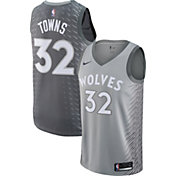 Nike Men's Minnesota Timberwolves Karl-Anthony Towns Dri-FIT City Edition Swingman Jersey