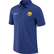 Nike Men's Golden State Warriors Dri-FIT Royal Core Polo