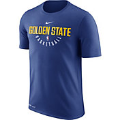 Nike Men's Golden State Warriors Dri-FIT Royal Practice T-Shirt