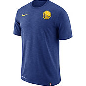Nike Men's Golden State Warriors Dri-FIT Facility Royal T-Shirt