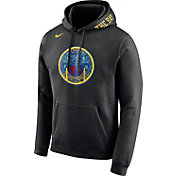 Nike Men's Golden State Warriors City Edition Club Pullover Hoodie