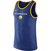 Nike Men's Golden State Warriors Dri-FIT Royal Tank Top