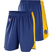 Nike Men's Golden State Warriors Dri-FIT Royal Practice Shorts